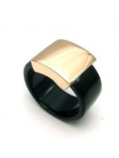 Кольцо на основе синтетической смолы