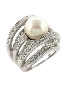 Кольцо Имперский жемчуг