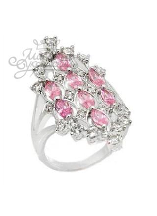 Кольцо Розовое обольщение