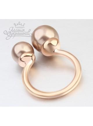 Кольцо Жемчужные поцелуйчики