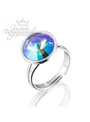 Кольцо со Swarovski Paradise Shine