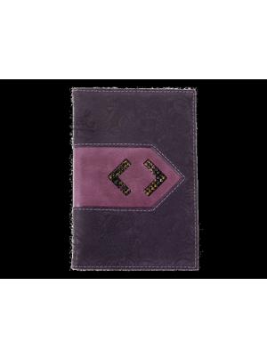"""Обложка для паспорта """"Knicksen"""" со Swarovski"""