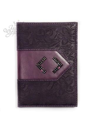 Бумажник водителя Knicksen со Swarovski