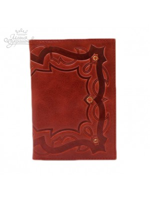 Бумажник водителя Knicksen со Swarovski, кожа