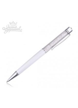 Ручка шариковая с кристаллами Swarovski