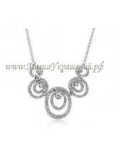 Ожерелье Сияние кристаллов