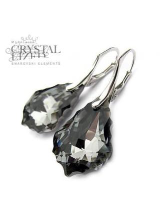 Серьги Baroque Black Diamond